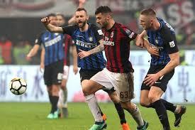 Prediksi AC Milan vs Inter Milan 18 Maret 2019