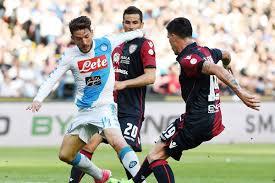 Prediksi Napoli vs Cagliari