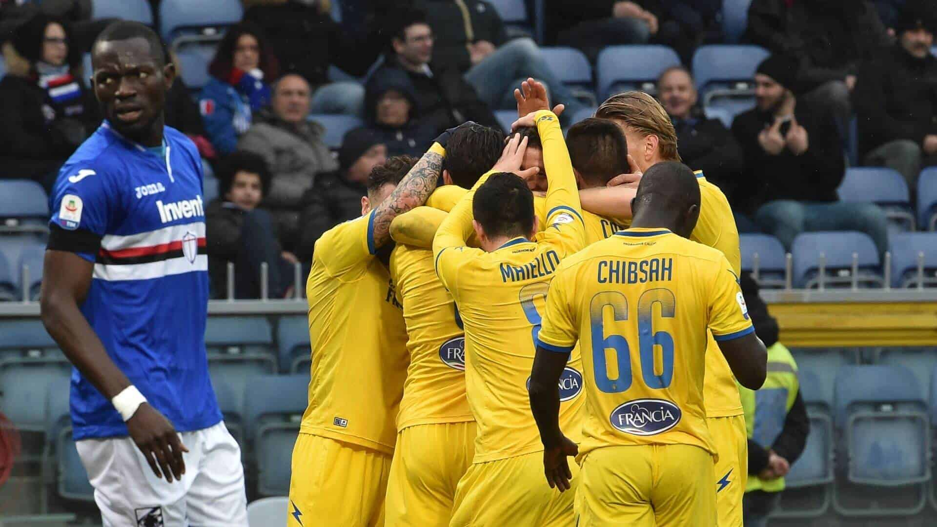Prediksi Sassuolo vs Frosinone
