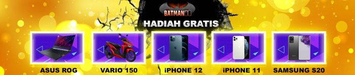 HADIAH GRATIS