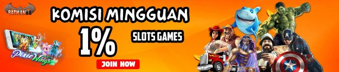 slot games 1%